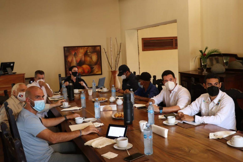 Avance de proyectos en Pedasí son tratados en reunión con líderes turísticos