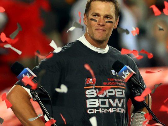 Tom Brady agiganta su legado