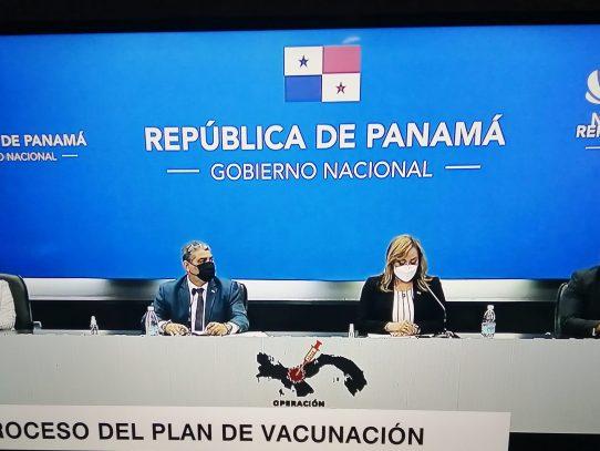 Gobierno anunció plan de vacunación