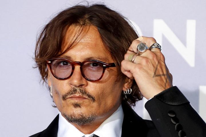 Johnny Depp intenta nuevo juicio contra diario inglés que lo presentó como un marido violento