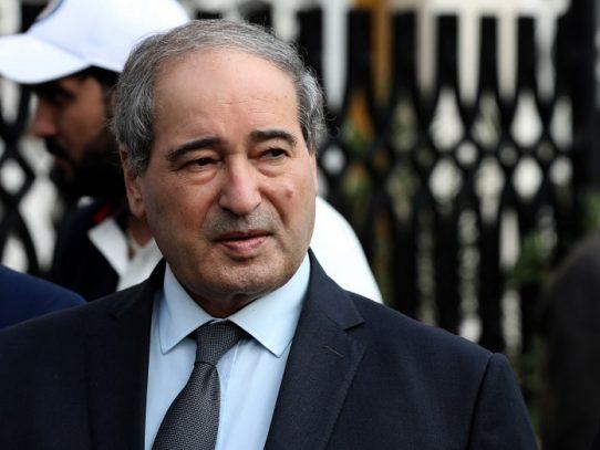 El Reino Unido sanciona al canciller y a otros miembros del régimen sirio