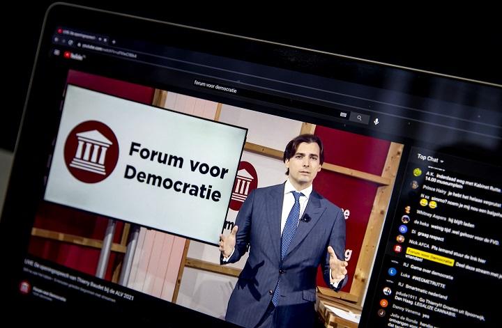 Twitter lanza advertencia sobre mensaje antivacunas de un dirigente populista en Holanda