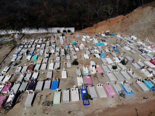 México cerca de pasar el umbral de los 200.000 muertos por covid-19