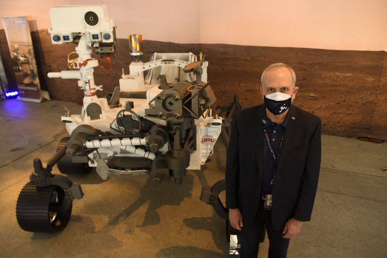 """La SuperCam del rover """"Perseverance"""" en Marte se encuentra en buen estado"""