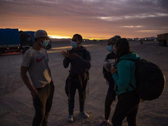 Migrante venezolano muere al ingresar a Chile por la frontera norte