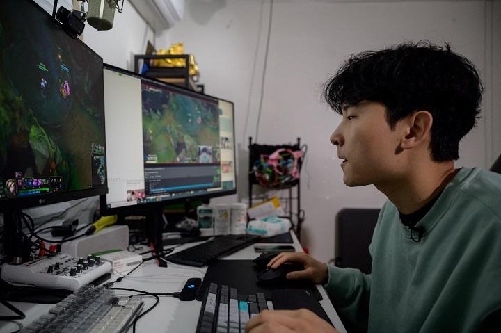 """En Corea del Sur, algunos """"livestreamers"""" hacen fortuna"""