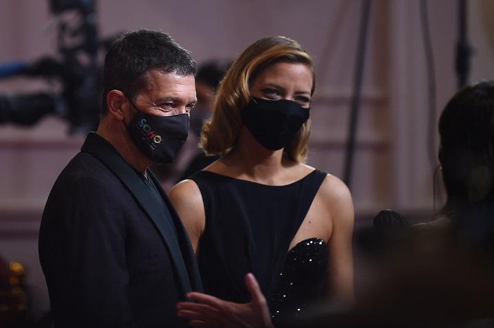 Arranca una gala de los Premios Goya del cine español marcada por la pandemia