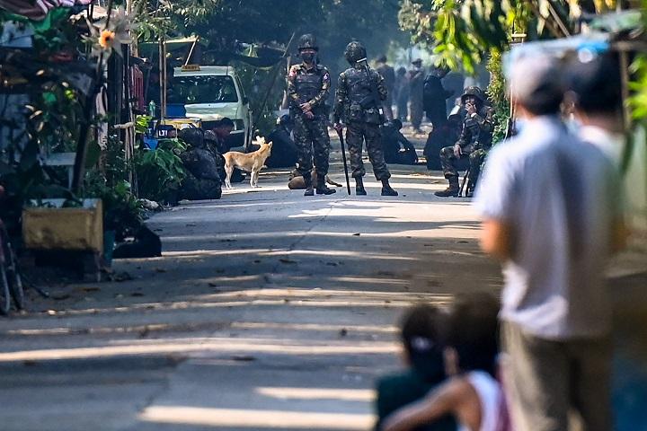"""Amnistía denuncia """"ejecuciones extrajudiciales"""" en Birmania"""