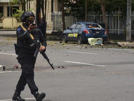 Autores de atentado contra catedral en Indonesia eran una pareja recién casada