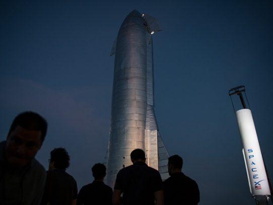 SpaceX posterga nuevo lanzamiento de prueba del cohete Starship