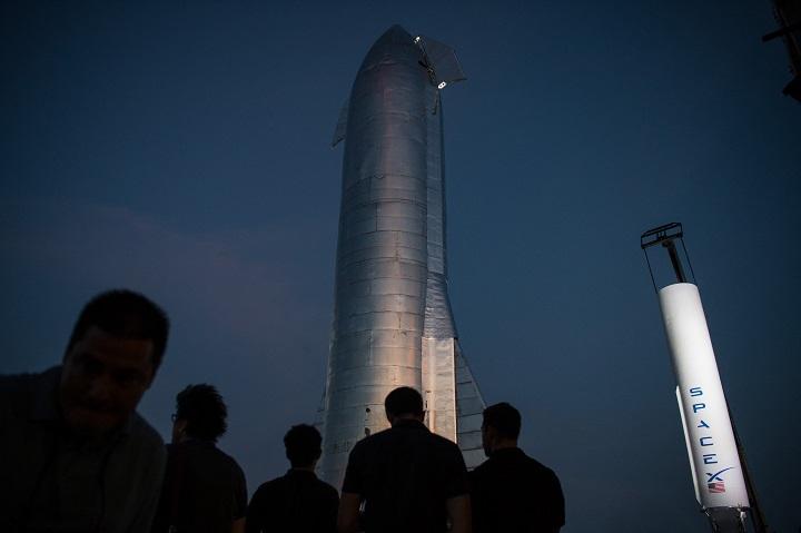 SpaceX prepara un posible lanzamiento de prueba de su cohete Starship