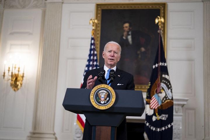 Biden promete vacunas contra el covid para todos los adultos de EE.UU. antes del fin de mayo