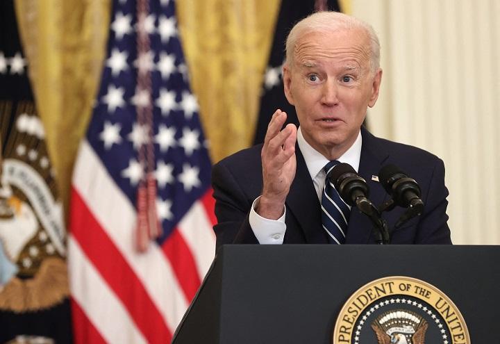 "Biden cree que cumbre con Putin es ""crucial"" para detener ""escalada"""