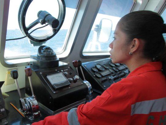 Igualdad de género y liderazgo en un mundo marítimo con Covid-19