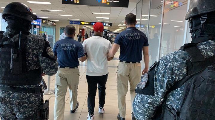 Interpol Panamá aprehende a ecuatoriano requerido por delitos relacionados con drogas