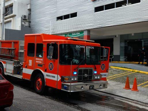 Incendio en PH Brazil 405