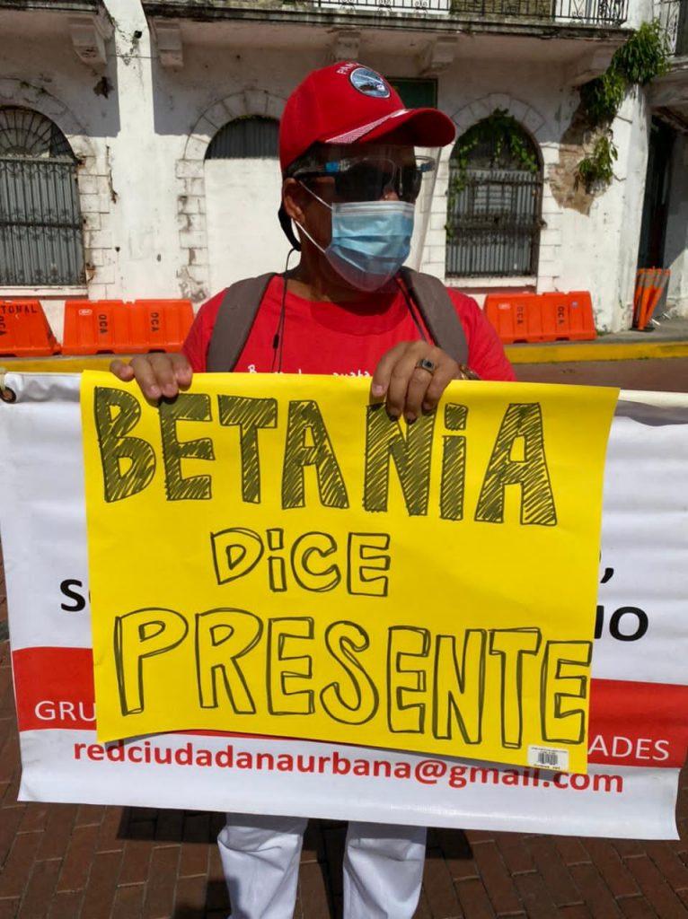 protestas PLOT