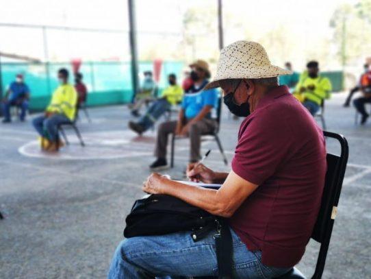 Encuentro de dirigentes de los trabajadores se realiza en Veraguas