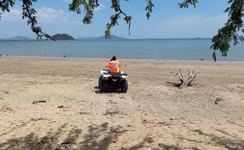 Más de 28 mil personas han visitado ríos y playas en últimos tres fines de semana