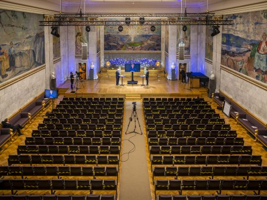 Thunberg, Trump y Alexéi Navalni, probables y variopintos candidatos al Nobel de la Paz