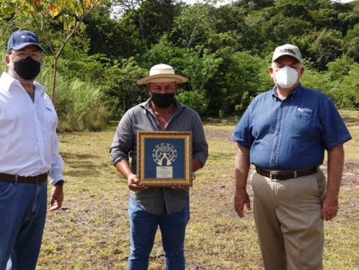 Banconal fomenta producción sostenible de arroz en Día de Campo Virtual