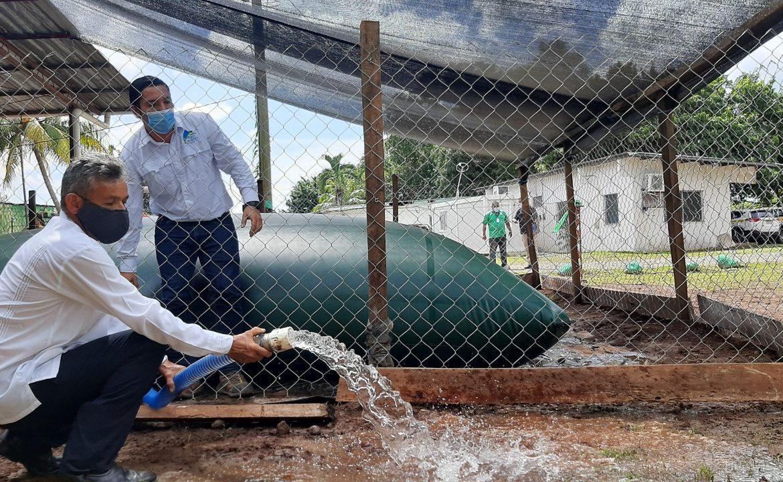 Cosecha de Agua comenzará este año en 50 corregimientos del Plan Colmena