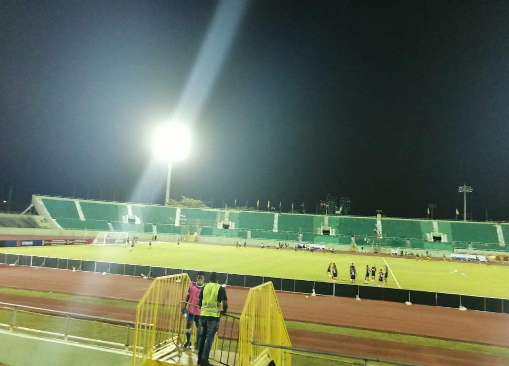 Estadio Feliz Sanchez, Santo Domingo