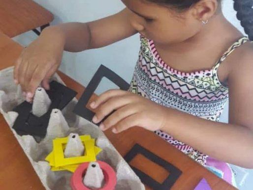 Tecnología de punta para estudiantes con discapacidad visual