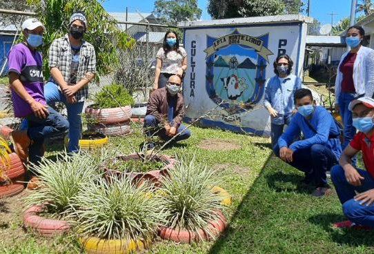 Estudiantes de Monte Lirio han creado conciencia ambiental y participarán en Climántica