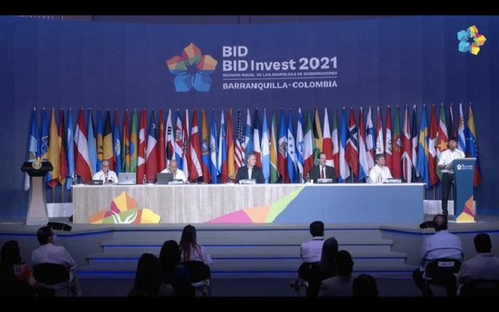 BID augura difícil recuperación económica en Latinoamérica tras pandemia