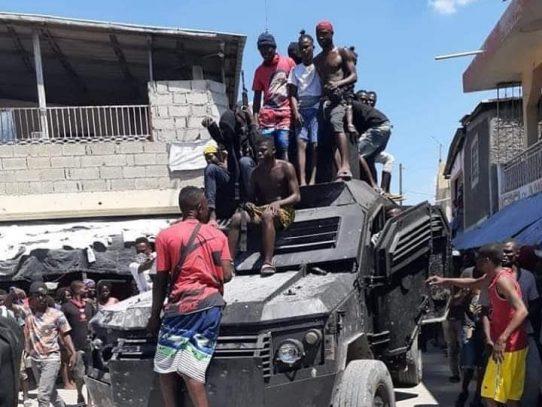 Operación antipandillas en Haití deja cuatro policías muertos