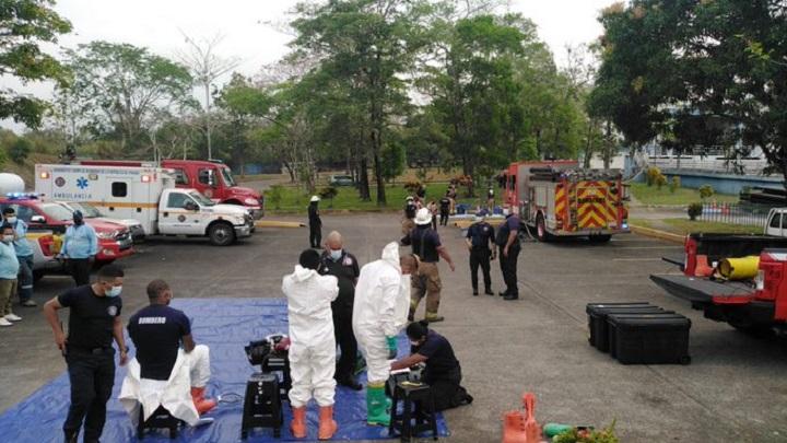 Se suspende el protocolo de paralización en la planta Federico Guardia Conte