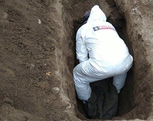 Hallan en Bogotá fosa común con múltiples restos humanos
