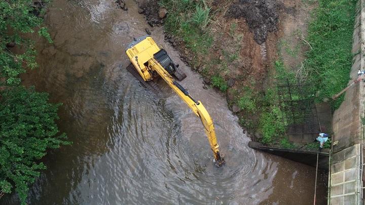 Avanzan trabajos de mantenimiento en planta potabilizadora de La Chorrera