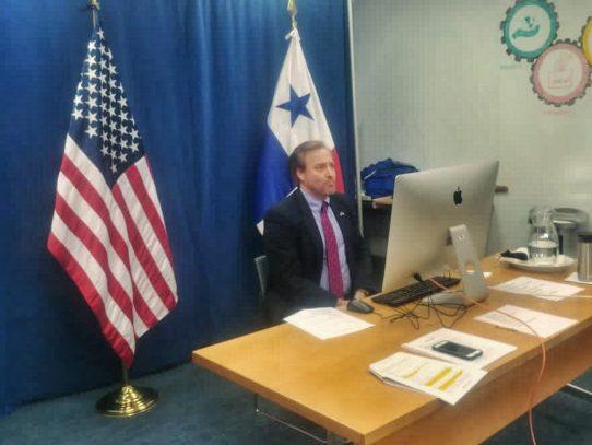 EE.UU. donará seis nuevos hospitales móviles a Panamá para atención del Covid-19