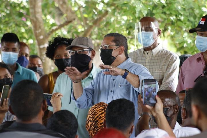 Se convoca mesa de trabajo para atender el asentamiento Unión de Azuero de Chepo