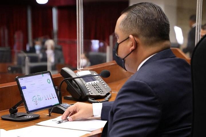 Asamblea Nacional implementa el voto electrónico en el Pleno
