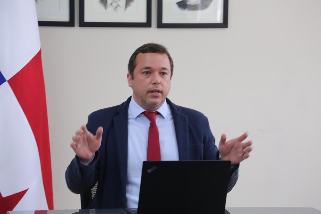 Panamá promovió el Centro de Distribución de Hidrógeno en Diálogo Global de Energía