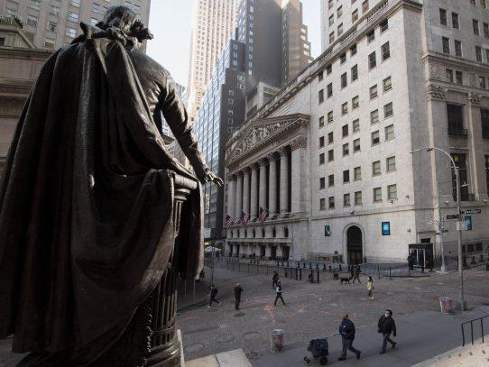 En medio de preocupación sobre recuperación económica Wall Street termina a la baja