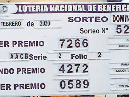 Lotería Nacional actualizará las fechas de los chances y billetes