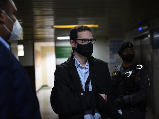 Cargos a Luis Enrique Martinelli Linares no son políticos, aseguró Fiscalía guatemalteca