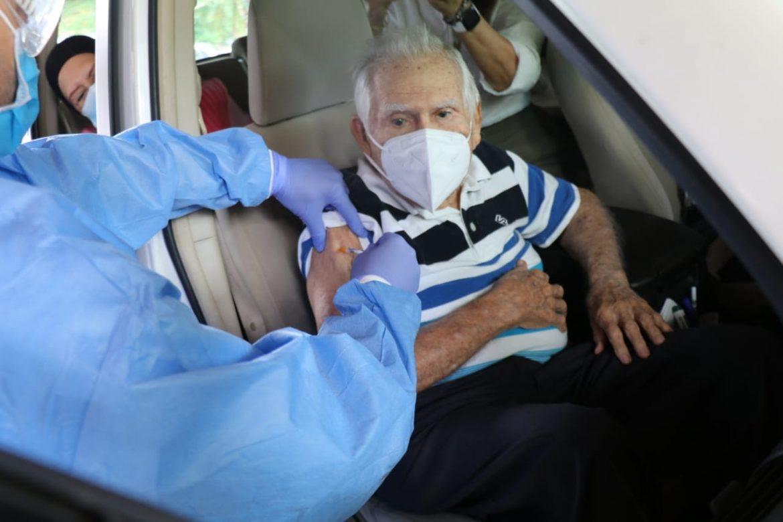 En Panamá se han aplicado 1,100,689 vacunas contra la Covid-19