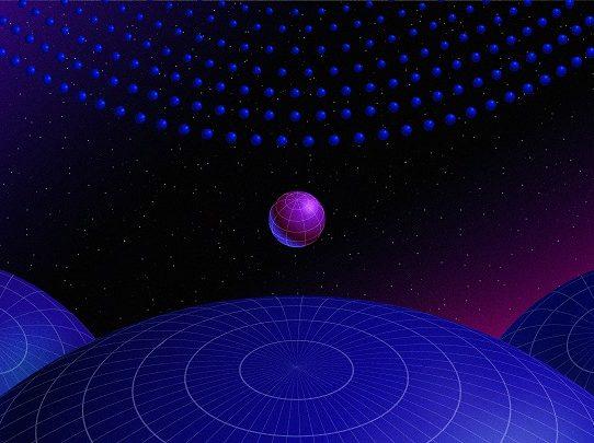 Científicos australianos anuncian haber detectado un agujero negro poco común