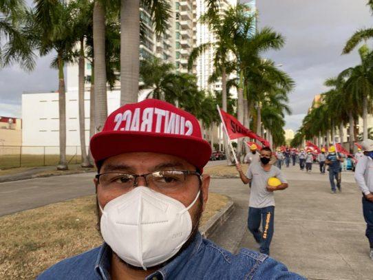 Movilizaciones de los trabajadores continuarán el tiempo que sea necesario