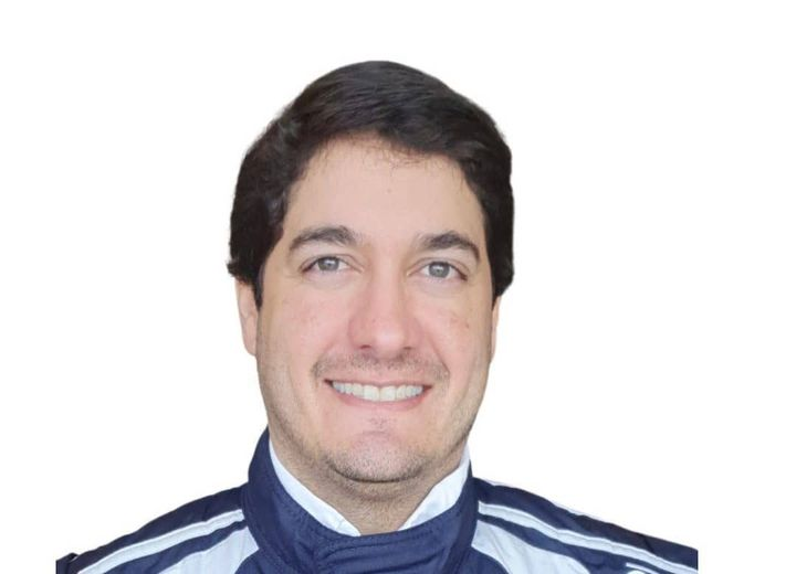 Oscar Terán impuso hoy su marca en Charlotte