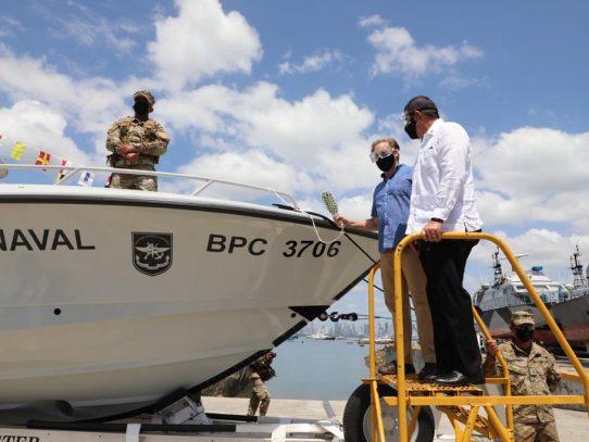 Panamá y Estados Unidos hacen esfuerzos para combatir el narcotráfico en la región