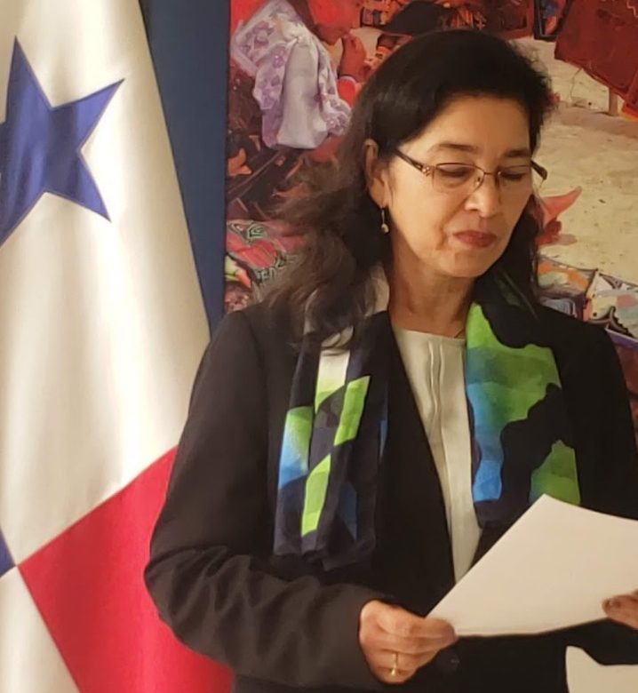 Falleció: Telma Barría Pinzón cónsul de Panamá en Bogotá