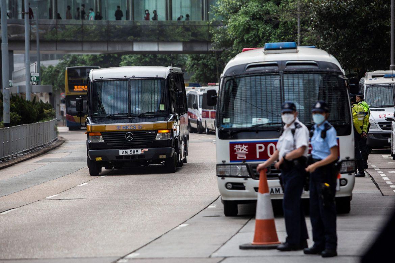 China se concede un derecho de veto sobre las elecciones en Hong Kong