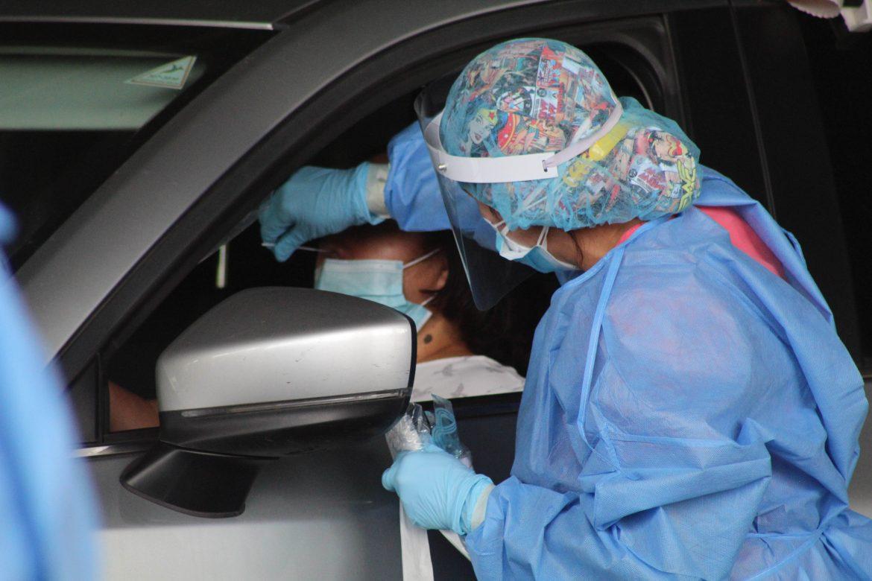 Hoy: vacunación para personas con discapacidad en auto rápido en Parque Omar