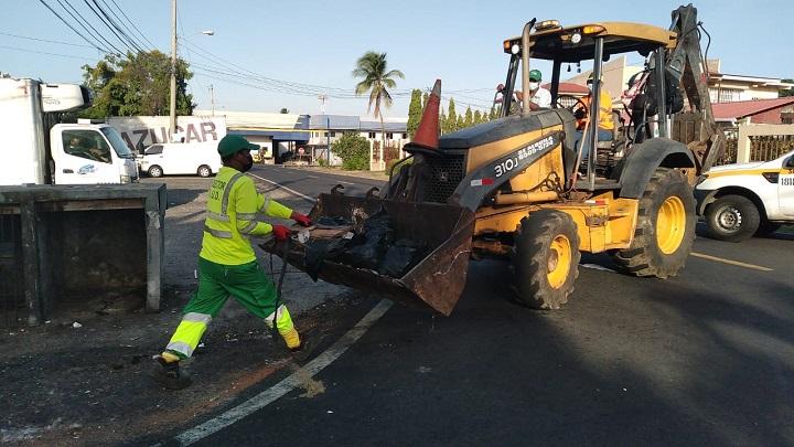Unas 45 toneladas de desperdicios recogió la AAUD en Juan Díaz